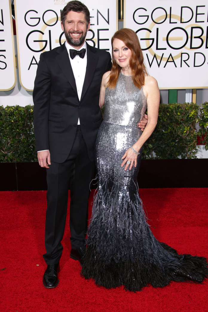 Golden Globes 2015: The Cutest Couples...