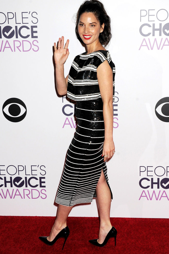People's Choice Awards 2015: The Red Carpet Looks You'll Want To See...