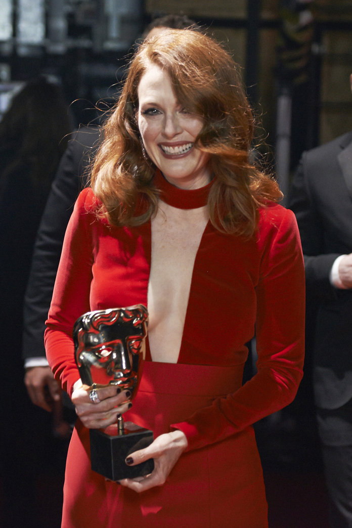 BAFTAs 2015: The Beautiful Behind The Scenes Pics You've Got To See...