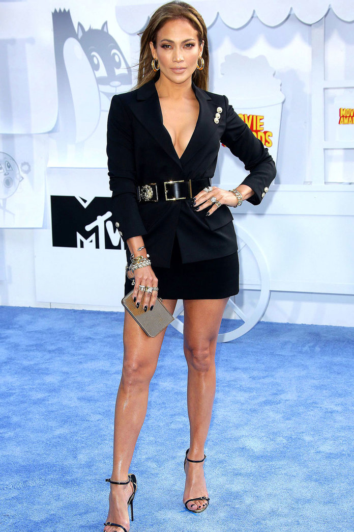 MTV Movie Awards 2015: Our 10 Best Looks