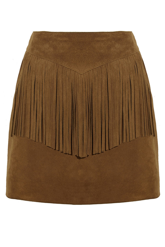 Suede Skirts: The New Cost-Per-Wear Classic Your Wardrobe Needs