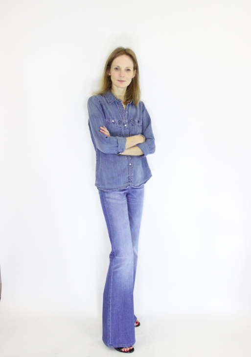 Denim Flares: InStyle Tries Them On So You Don't Have To