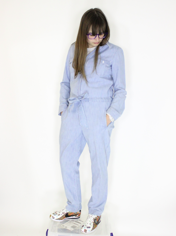 Summer Jumpsuits: From Boiler Suits To Floaty Styles, InStyle Tries Them On...
