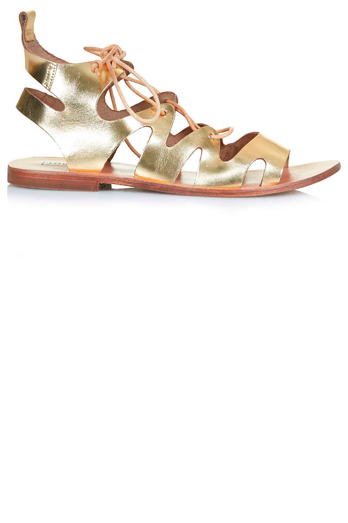 Gladiator Sandals: The Edit Of This Season's IT Shoe