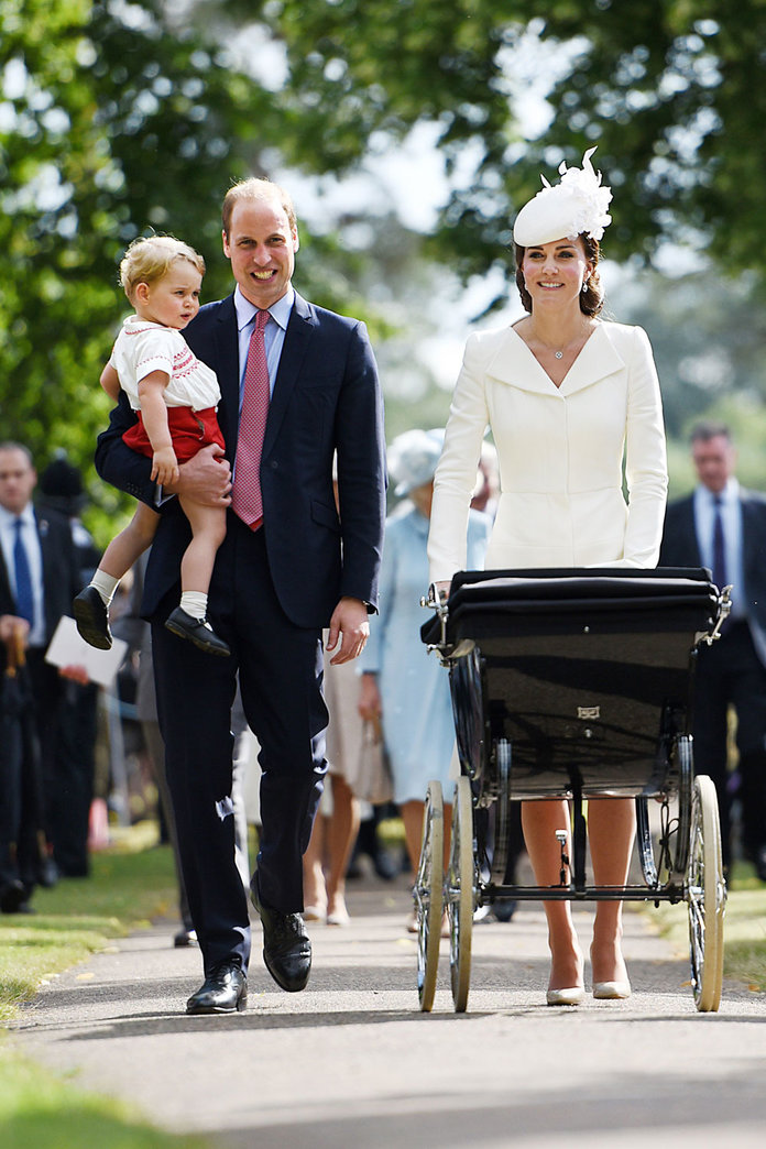 Princess Charlotte's Christening: All The Pics You'll Want To See...