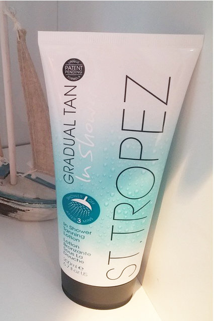 St.Tropez Gradual Tan In Shower Lotion: It's FREE With Our August Issue, Yes, Really!