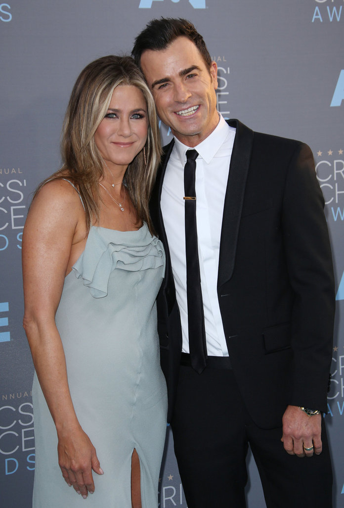 22 Times Jennifer Aniston And Justin Theroux Gave Us #RelationshipGoals