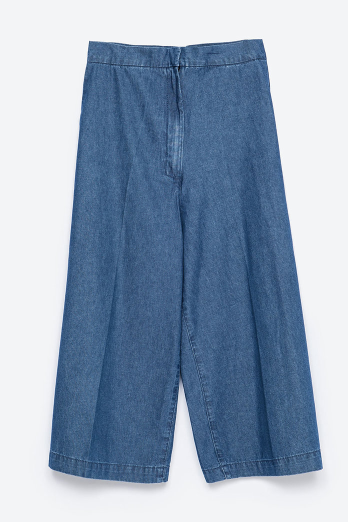 Channel AW15 With The 10 Best Denim Culottes To Buy Now