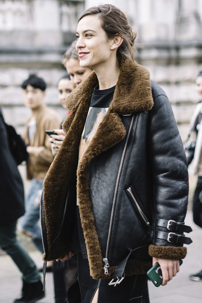 London Fashion Week Street Style The Coolest Looks From Ss17