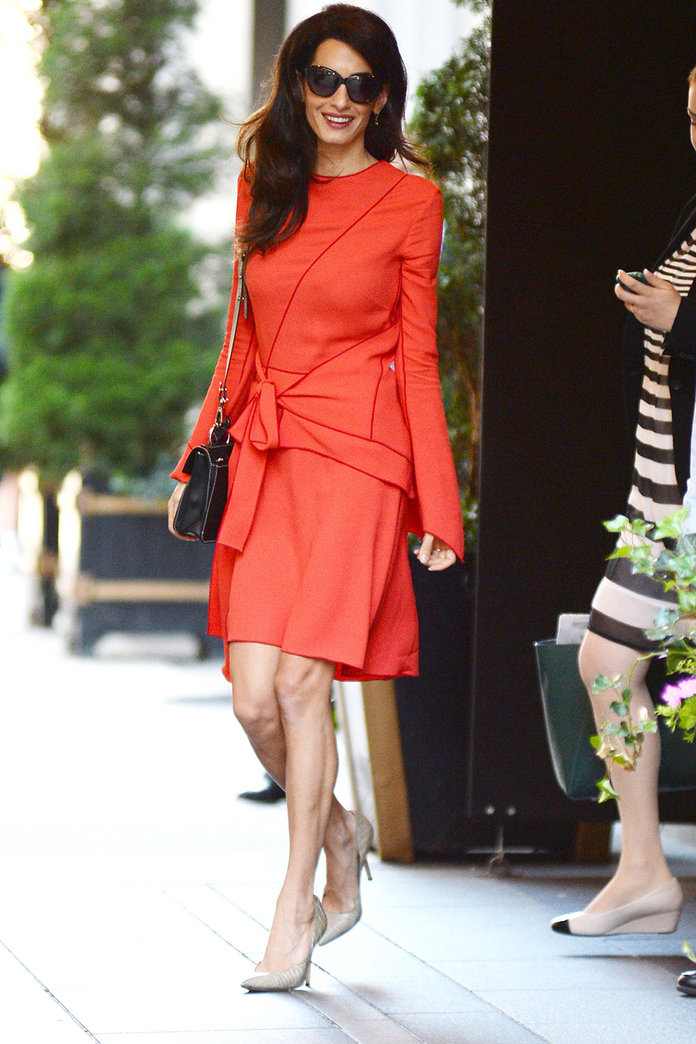 Amal Clooney: The Modern Day Style Icon's Most Memorable Looks