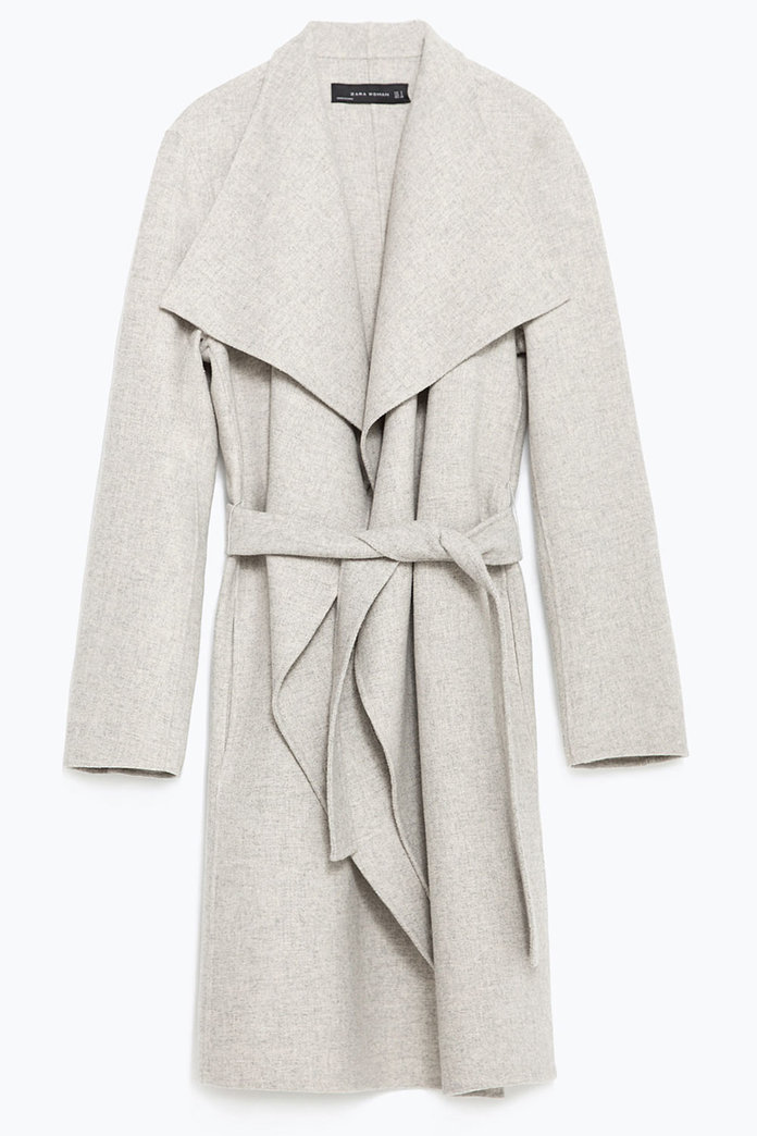 Meet The Waterfall Coat: The Cover-Up With The Blogger Seal Of Approval