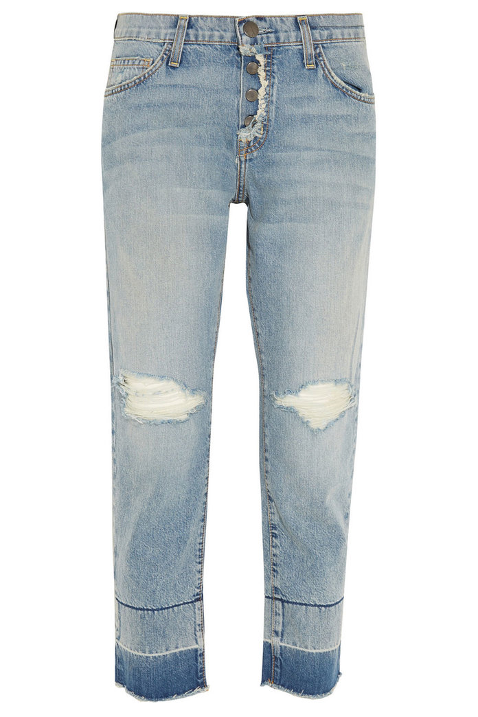 Ripped Jean Edit: From Raw Hems To Busted Knees, The 10 Best Pairs...