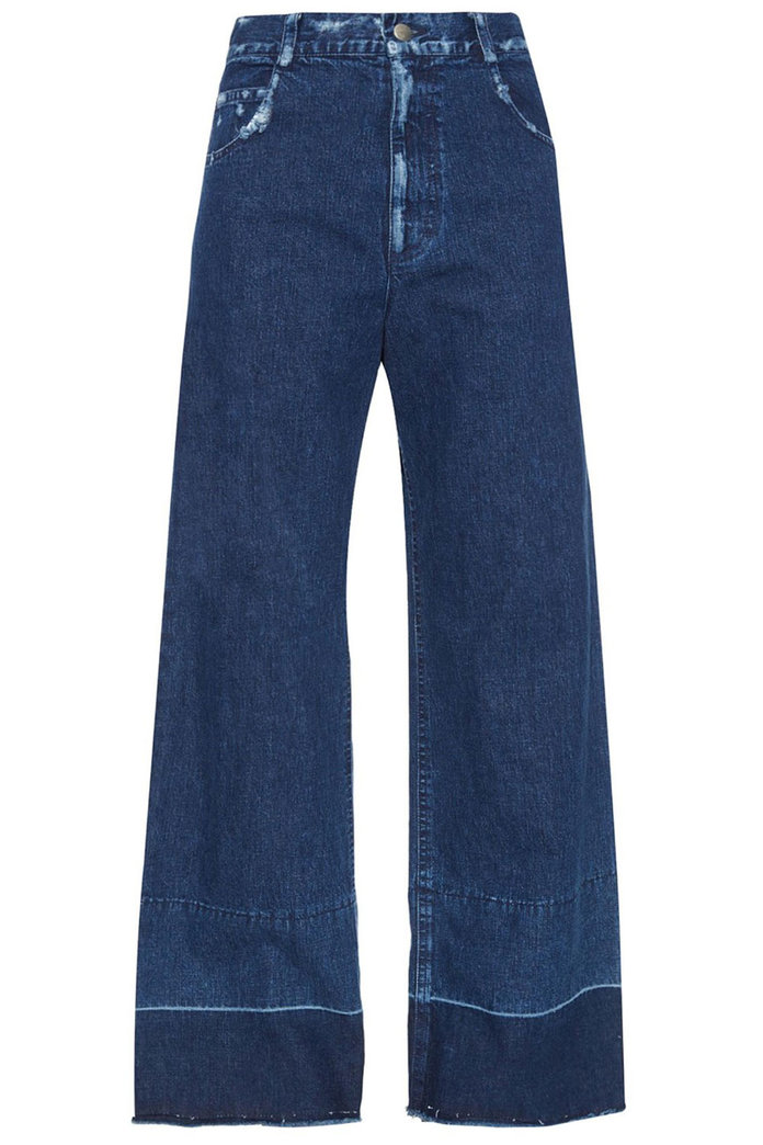 Raw Hem Jeans: The Denim Trend The Fashion Crowd Are Obsessed With