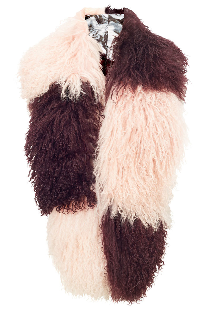 It's Freezing! So It's Time To Faux Fur Yourself With Our Scarf Edit