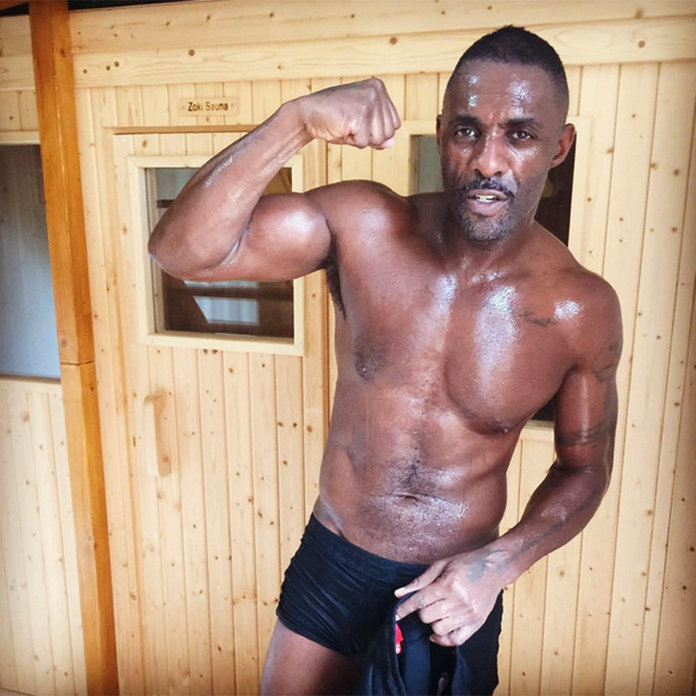 19 Times Idris Elba Made Us SWOON
