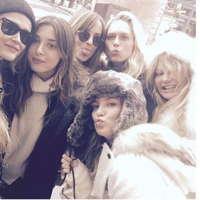 The Most Festive Celebrity Instagram Snaps Ever!
