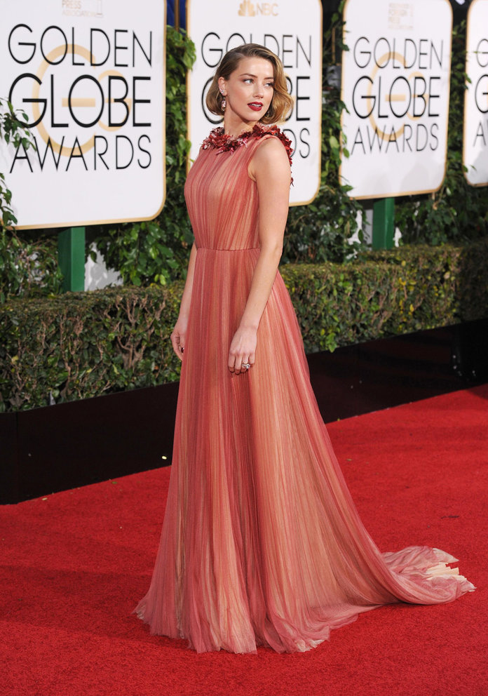 The Golden Globes 2016 In Pictures