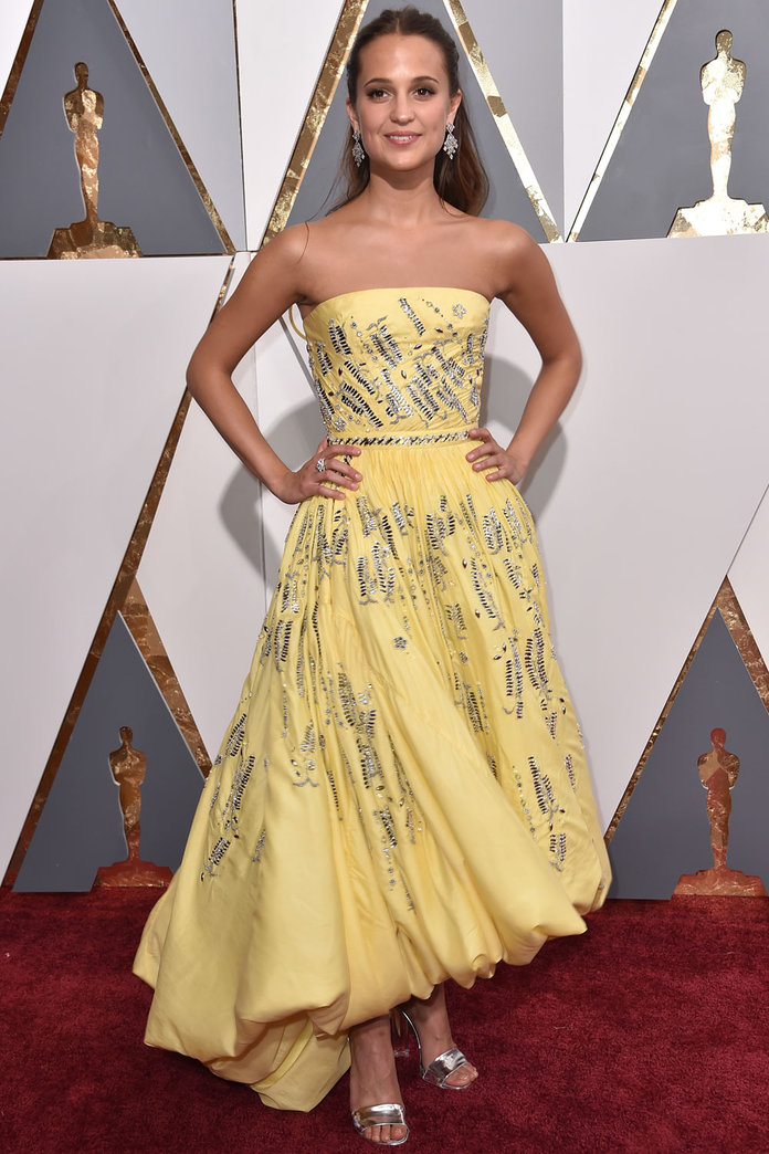 Oscars 2016: The Best Pics From The Red Carpet And Ceremony