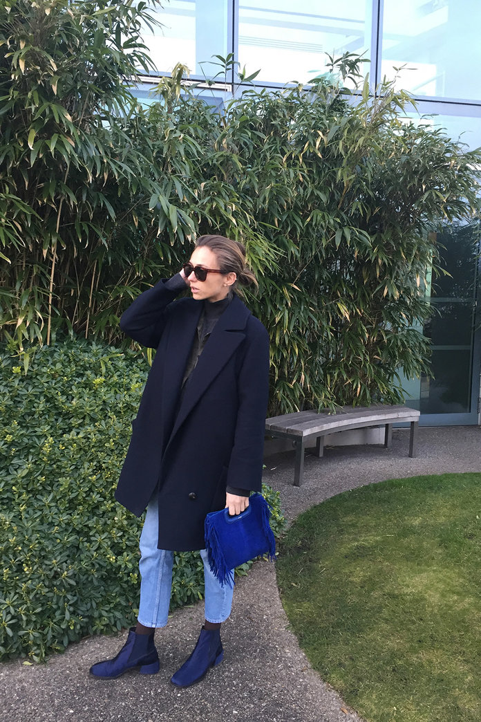 InStyle Loves Maje's M Bag: How To Wear It