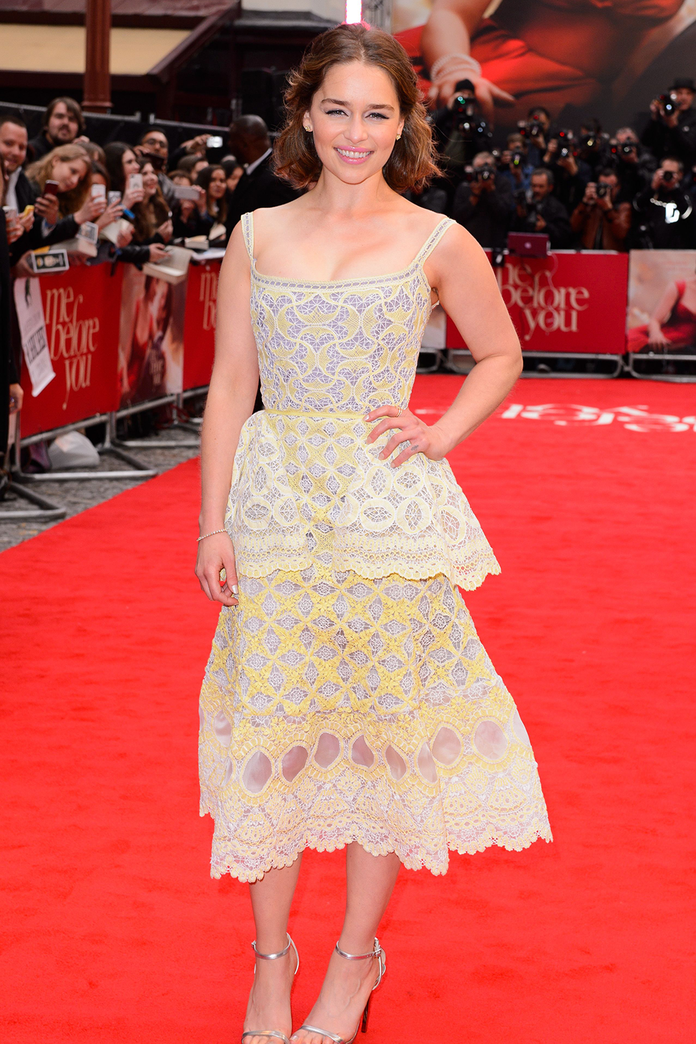 Emilia Clarke: Our Ultimate Game Of Thrones Style Crush