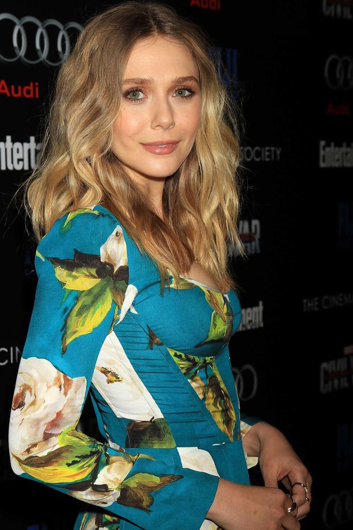 Elizabeth Olsen: From Lil' Sis To Stylish Superstar