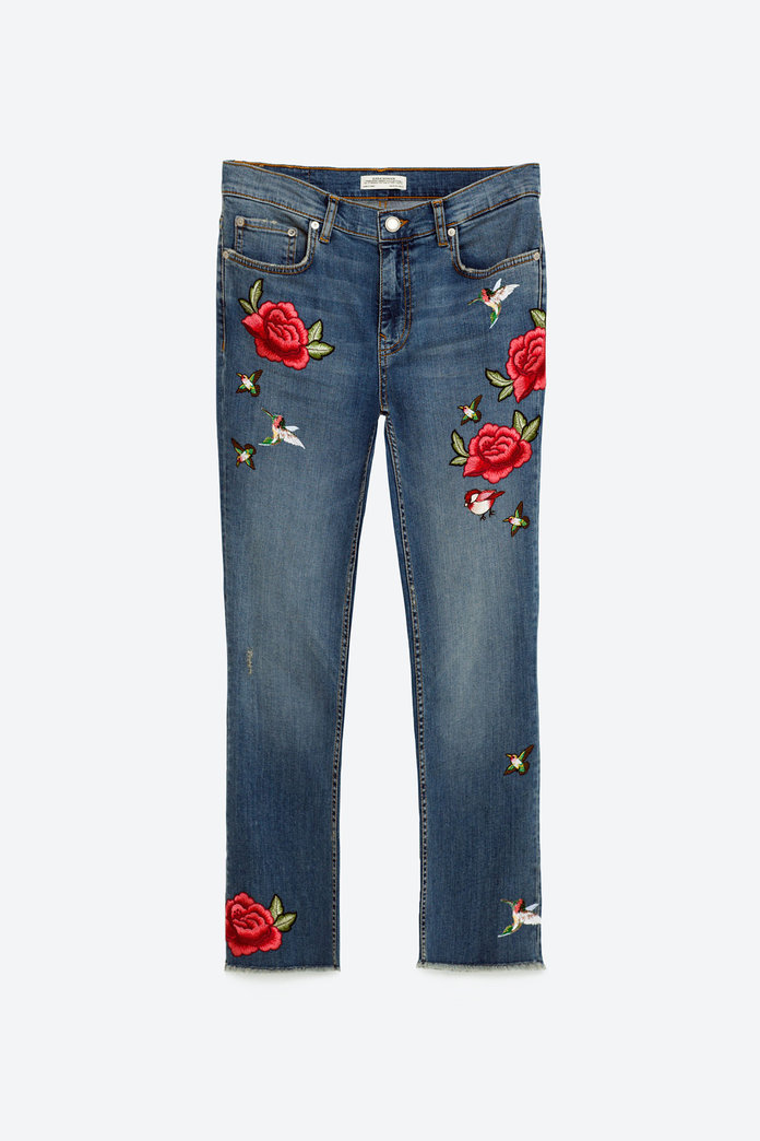 The Cropped Jeans That Will Give You Instant Insta-Cool