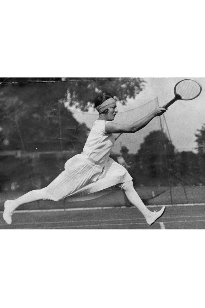 Wimbledon Tennis Style Through The Ages