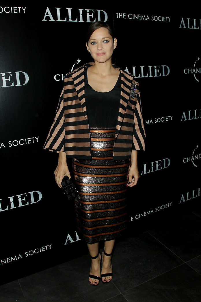 Marion Cotillard: Her Most Gorgeous Gown Moments To Date