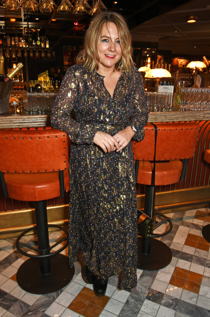 What The Team Wore: InStyle's Bafta EE Rising Star Party