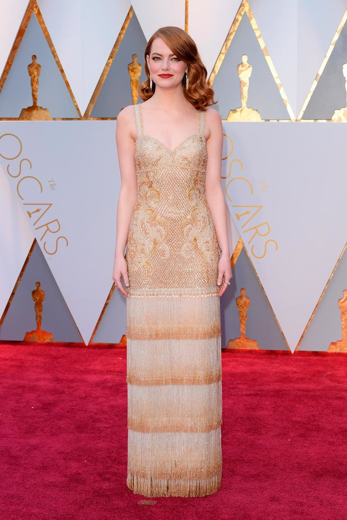Every Single Red Carpet Look From The Oscars 2017
