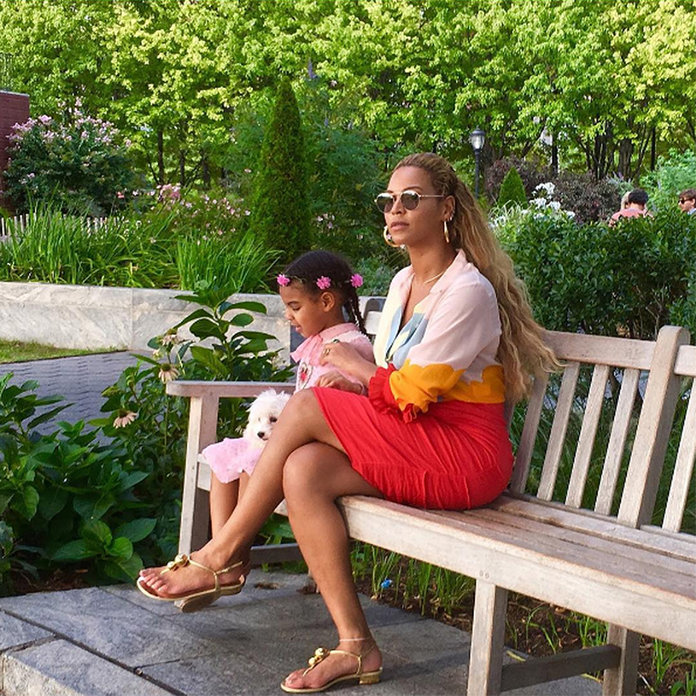 Beyoncé And Jay Z's Adorable Family Album