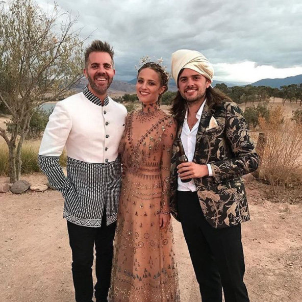 Celebrity Weddings: The Dresses, The Venues And The Most Swoon-Worthy Ceremonies