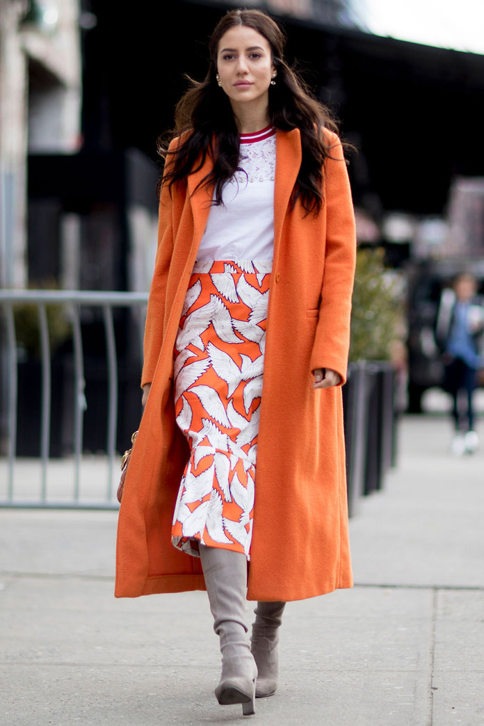 New York Fashion Week Street Style The Looks We Need To Talk About