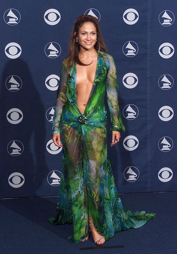 The 25 Most Iconic Grammy Dresses Of All Time