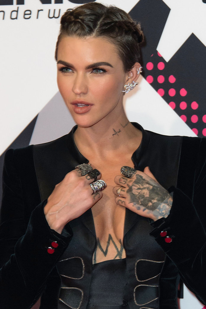 Ruby Rose Will Require A Wheelchair While Recovering From A Longtime Medical Issue