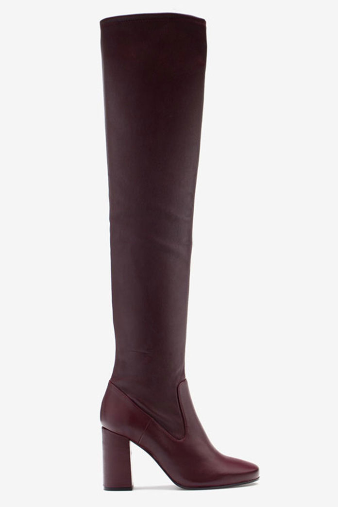 Over-The-Knee Boots: Work The Trend With Our InStyle Edit