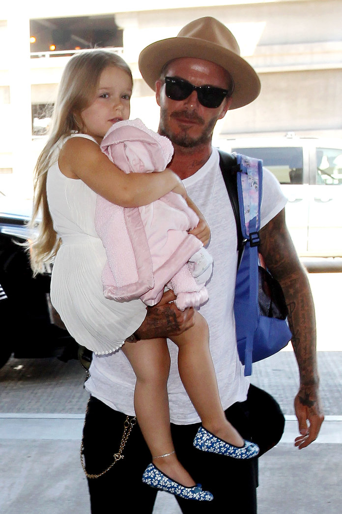 17 Times Harper Beckham Wore A Better Outfit Than You...
