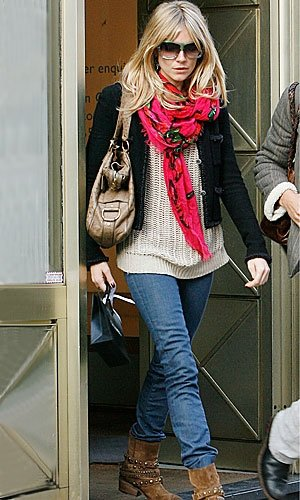 Stephen Sprouse Scarf