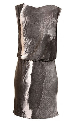 Marble low front dress, was £20, now £15, BooHoo
