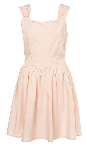 Knot back sundress. was £32, now £15, Topshop