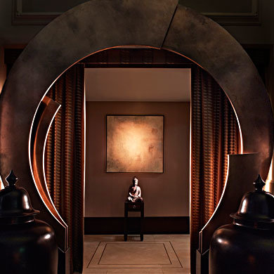 Chuan Day Spa at The Langham Hotel, London