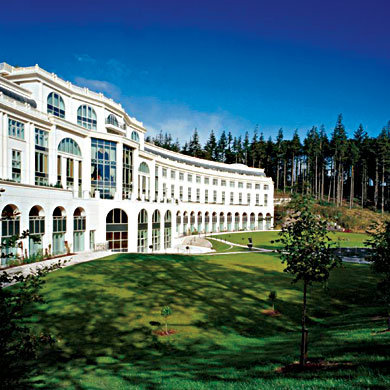 The Ritz-Carlton Powerscourt, County Wicklow, Ireland