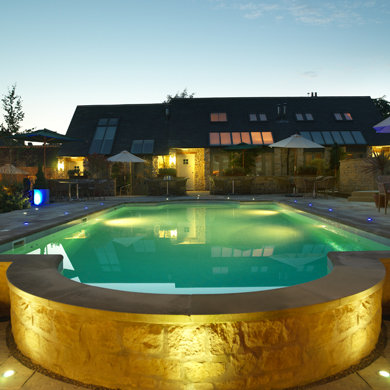 The Verbena Spa at the Feversham Arms Hotel, Helmsley, Yorkshire