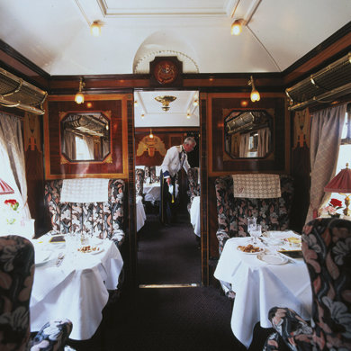 The Golden Age Of Travel - Venice Simplon-Orient-Express