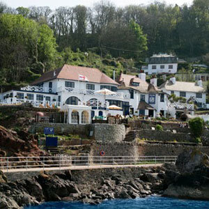 The Cary Arms, Babbacombe Bay, Devon