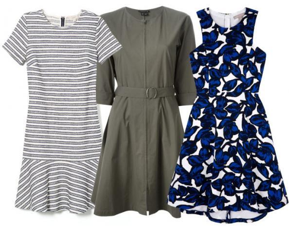 We Found the Most Flattering Dresses for Petites
