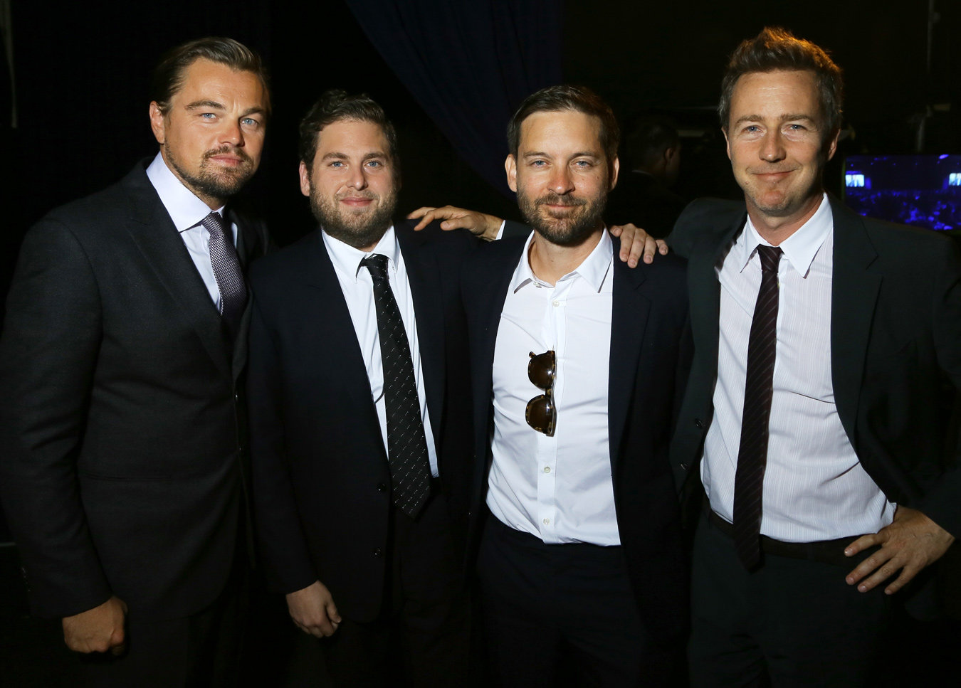 attend a Dinner & Auction during The Leonardo DiCaprio Foundation 3rd Annual Saint-Tropez Gala at Domaine Bertaud Belieu on July 20, 2016 in Saint-Tropez, France.