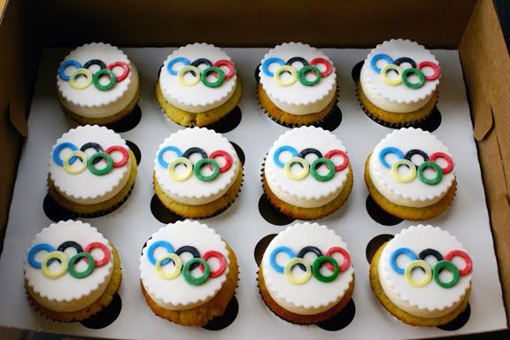 Olympics Viewing Party 1