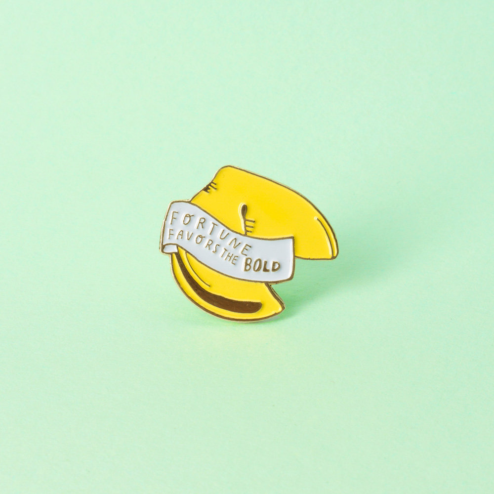 Wildfang Pin Collab - Taylor Schilling Embed