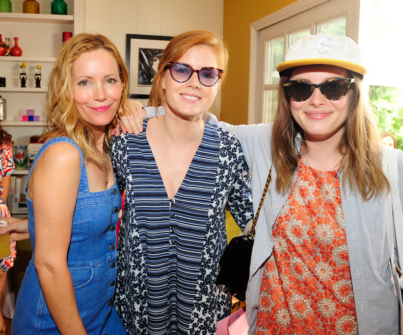 Day of Indulgence Leslie Mann Amy Adams Gillian Jacobs - Embed 2016